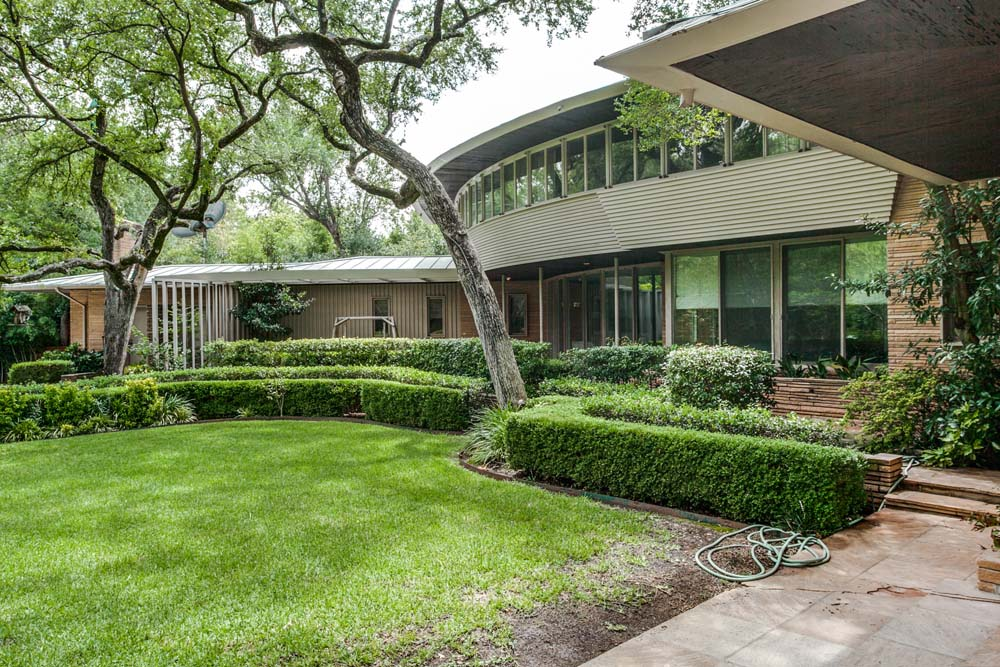 Dallas Historic Home For Sale In Preston Hollow